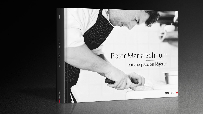 Das! Buch cuisine passion légère von Peter Maria Schnurr